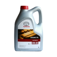 Моторное масло TOYOTA Engine Oil Synthetic 0W30, 5л